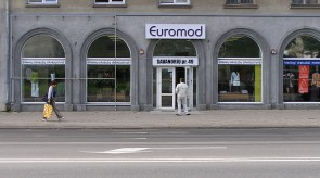 Euromod išparduotuvė