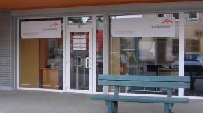 ArcelorMittal biuro vitrina