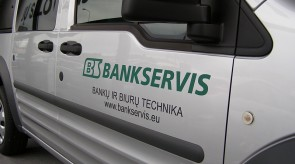 Bankservis Tourneo Connect