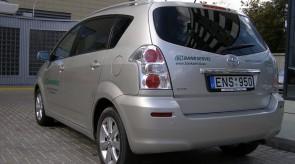 Bankservis Toyota Corolla