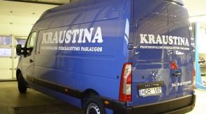Kraustina Renault Master