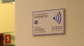 Informacija apie bevielį internetą