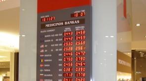 MB valiutų kainynas PC Ozas