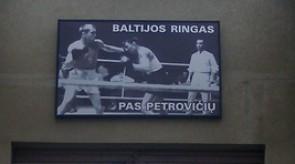 Baltijos ringas iškaba