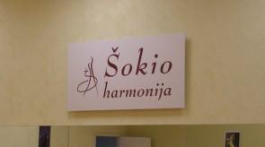 Iškaba Šokio harmonija